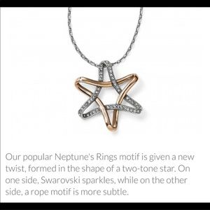Neptune rings star, new with tags